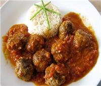 طريقة عمل كرات اللحم علي الطريقة الإيطالية