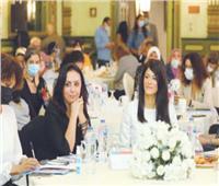 القباج : 72 % من مستفيدى «تكافل وكرامة» نساء