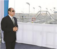 بحضور الرئيس السيسي.. تفاصيل افتتاح أضخم محطة معالجة مياه في العالم ببحر البقر