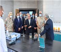 نواب وأحزاب: الرئيس السيسي أحدث طفرة غير مسبوقة في تنمية سيناء