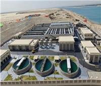 دخلت موسوعة «جينيس».. مصر تفتتح أضخم محطة معالجة مياه في العالم| فيديو