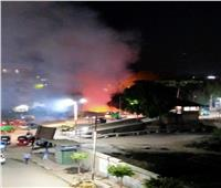 السيطرة على حريق بالمحلة الكبرى دون خسائر بشرية