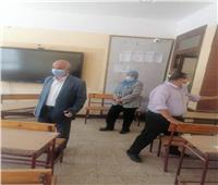 مدارس القليوبية تستعد للعام الدراسي.. وإزالة الإشغالات أمام المدارس