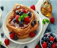 حلوياتك عندنا.. «فرنش توست» بدون بيض