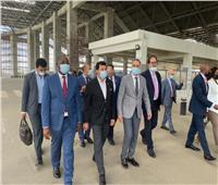 وزير الرياضة يشهد اجتماع المكتب التنفيذي لـ«الأنوكا» بنيجيريا