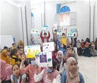 قومي المرأة بالمنوفيةيطلق حملة«المرأه المصرية.. صانعه السلام»