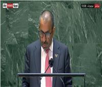 وزير الدولة الإماراتي: لن نتهاون في مكافحة الإرهاب.. فيديو