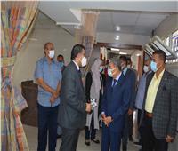 دعم مستشفيات الرمد بالمنيا بعدد من التجهيزات الطبية الحديثة