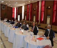 إعلان جامعة المنوفية لأول مرة ضمن أفضل ألف جامعة عالمية