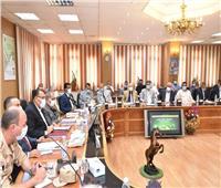 محافظ الشرقية يقرر إجراءات حاسمة لظاهرة حرق قش الأرز