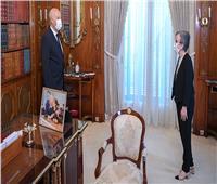 قيس سعيد: قراري بتكليف نجلاء بودن لرئاسة الحكومة «تكريم للمرأة التونسية»