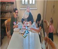 أرض الرسالات.. عروض سينما وورش فنية بالمنيا