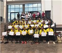 فوز «التربية الرياضية» بجامعة المنوفية بالمركز الأول في الألعاب المتنوعة