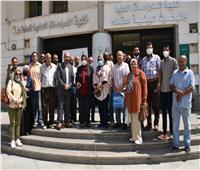 افتتاح الدورة التدريبية للمحميات الطبيعية بكلية الدراسات والبحوث البيئية بجامعة عين شمس