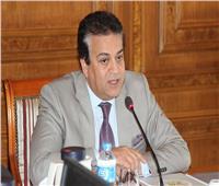 عبدالغفار: ضرورة التوسع في توقيع الاتفاقيات والشراكات بين أفرع الجامعات الأجنبية بمصر