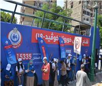 محافظ المنيا يناشد المواطنين بتلقي لقاح كورونا والالتزام بالإجراءات الاحترازية
