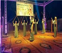 فعاليات ثقافية وفنية للمسرح المتنقل بقرية بني عبيد بالمنيا