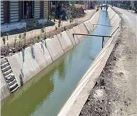حملة موسعة لإزالة التعديات على المجاري المائية بمحافظة أسيوط | فيديو