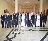 ختام المؤتمر العربي الثامن عشر لرؤساء أجهزة الحماية المدنية (الدفاع المدني)
