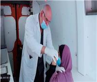 توقيع الكشف الطبي علي ١٣٦٤ مريضًا.. وتطعيم المواطنين ضد كورونا بالسادات