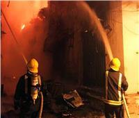 السيطرة على حريق بمصعد في مبني التأمين الصحي بالمنيا