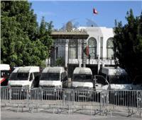 تعزيزات أمنية بمحيط مجلس النواب التونسي
