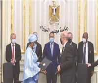 بعد فوزها باستضافة المكتب الإقليمي في مصر .. هيئة تعاونيات البناء والإسكان .. 60 عاماً من الإنجازات