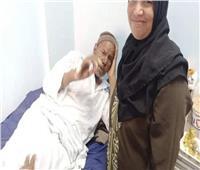 كلمة السر «الفيس بوك».. عودة «عم ربيع» لأسرته في المنيا بعد غياب 30 عامًا