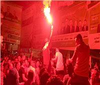 احتفالات بالمحلة الكبرى بعد إعلان نتيجة انتخابات مجلس إدارة نادي بلدية المحلة