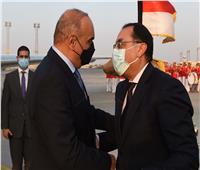 رئيس الوزراء يستقبل نظيره الأردني بمقر الحكومة بالعاصمة الإدارية
