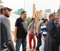 «الطب الشرعي» يصل «طنطا الجامعي» لمعاينة جثمان الطفلة نورهان | صور