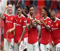 الشوط الأول.. مانشستر يونايتد يتقدم على «إيفرتون» بهدف «مارسيال»