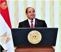الرئيس السيسي: توفير كافة المخصصات اللازمة لتطوير منظومة القضاء