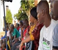 «ديانج» ينظم دورة ودية باسمه في مالي  بقمصان الأهلي   صور