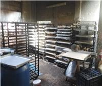 ضبط مصنع حلوى بدون ترخيص في السيدة زينب