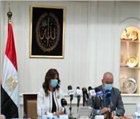 وزيرة الهجرة: تخصصات العامل المصري مطلوبة بصورة ملحوظة في الخارج