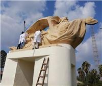 من «أم كلثوم» لـ سعد زغلول... مبادرة لصيانة التماثيل بالميادين