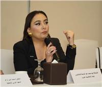 هيا الششتاوي تمثل اتحاد الإعلاميات العرب في اجتماع اتحاد الخبراء العرب