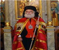البابا ثيودروس يهنئ كنيسة اليونان بعيد شفيعها
