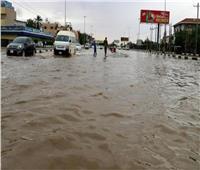 مقاطع فيديو لتأثيرات «شاهين» على بعض مدن الساحل العماني