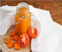 طريقة تحضير عصير الطماطم بالجزر