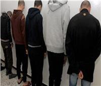 حبس تشكيل عصابي تخصص في سرقة مواسير المياه بمدينة نصر