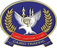 إنتشار مكثف لرجال المرور بالقاهرة والجيزة لرصد المخالفين