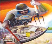 لوحة حامد عويس التي وُلدت مع النصر: «تحطيم بارليف».. رمز لقوة مصر