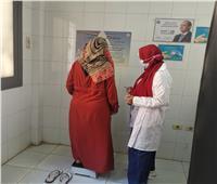 المبادرة الرئاسية لدعم صحة المرأة تفحص أكثر من 2 مليون سيدة وفتاة بالشرقية