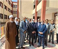 افتتاح مشروعات خدمية بالعريش في ذكري أكتوبر