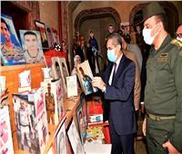 محافظ الغربية يكرم أسر شهداء الجيش والشرطة ضمن احتفالات أكتوبر