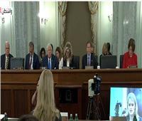 بث مباشر  جلسة الكونجرس حول انتهاكات «فيس بوك»