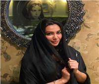 ميرهان حسين بالحجاب في السعودية | صور