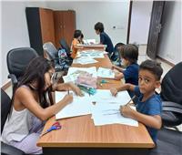 متحف شرم الشيخ ينظم ورشة عمل للأطفال حول محاكاة الحلي في مصر القديمة